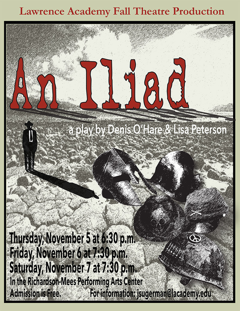 An Iliad (click for a printable version)