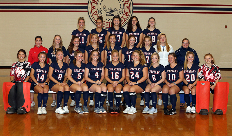 2019 Varsity Field Hockey