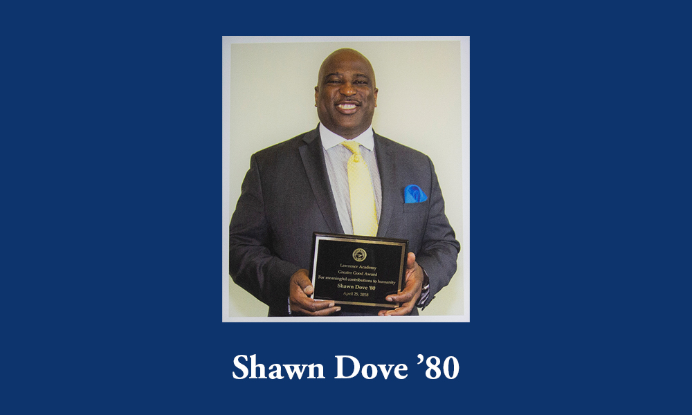 Shawn Dove '80