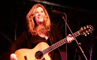 Dar Williams in the RMPAC